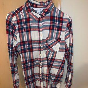 Super cozy Flannel shirt!